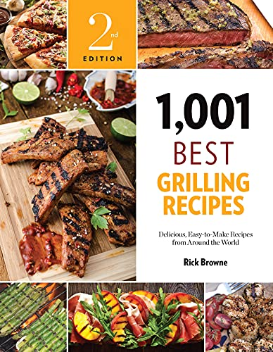 1,001 Best Grilling Recipes