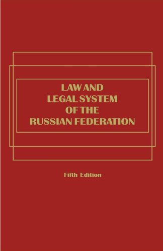 Law and Legal System of the Russian Federation