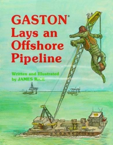 Gaston (R) Lays an Offshore Pipeline