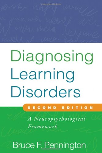 Diagnosing Learning Disorders, Second Edition
