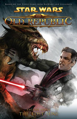 Star Wars: The Old Republic: Lost Suns Volume 3