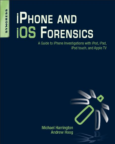 IPhone and IOS Forensics