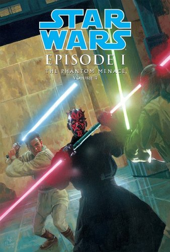 Episode I the Phantom Menace 4