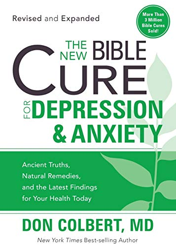 New Bible Cure For Depression & Anxiety, The