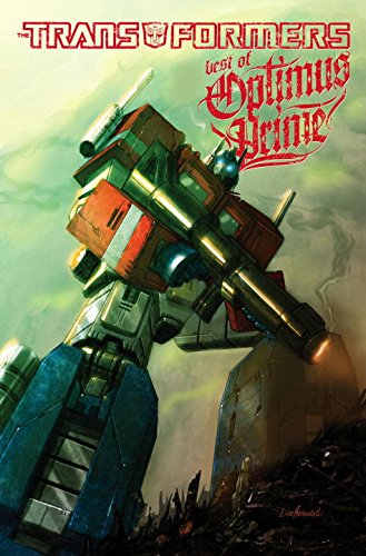 Transformers: The Best of Optimus Prime