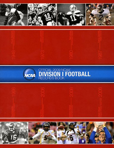 Official 2009 NCAA Division I Football Records Book