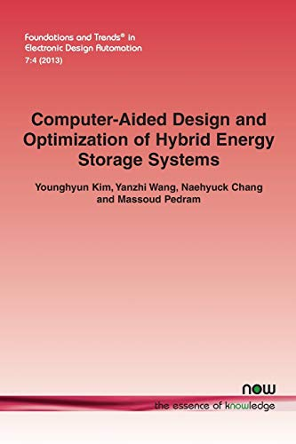 Computer-Aided Design and Optimization of Hybrid Energy Storage Systems