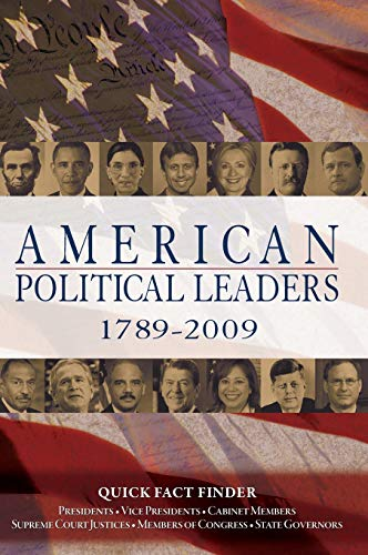 American Political Leaders 1789-2009