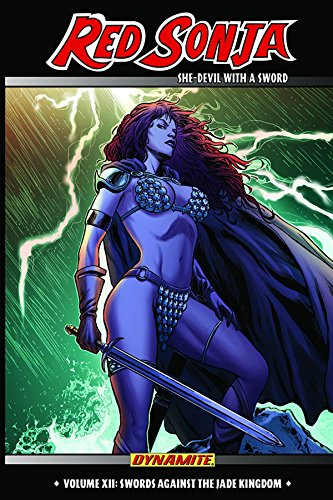 Red Sonja: She-Devil with a Sword Volume 12