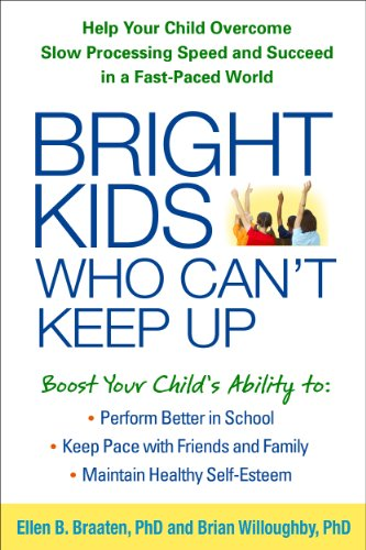 Bright Kids Who Can't Keep Up