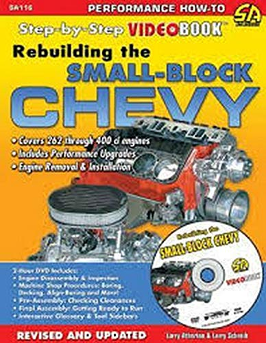 Rebuilding the Small-Block Chevy
