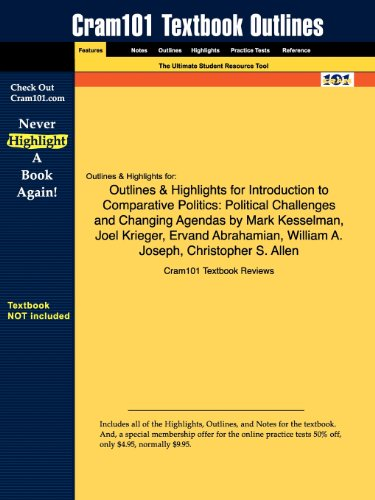Outlines & Highlights for Introduction to Comparative Politics