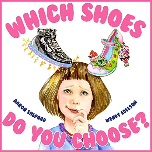 Which Shoes Do You Choose?