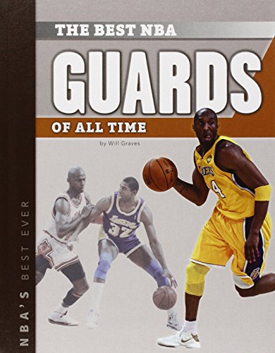 Best NBA Guards of All Time