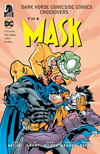 Dark Horse Comics/dc Comics: The Mask
