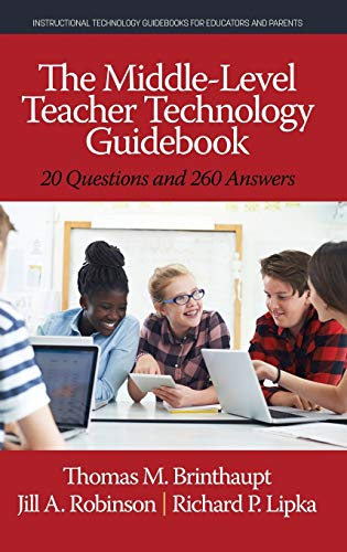 The Middle-Level Teacher Technology Guidebook