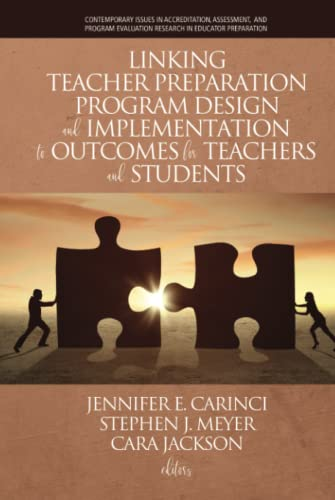 Linking Teacher Preparation Program Design and Implementation to Outcomes for Teachers and Students