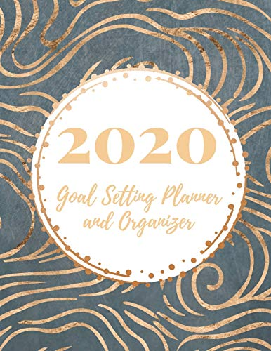 2020 Goal Setting Planner and Organizer