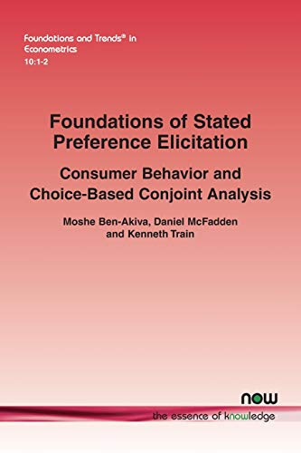 Foundations of Stated Preference Elicitation