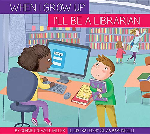 I'll Be a Librarian