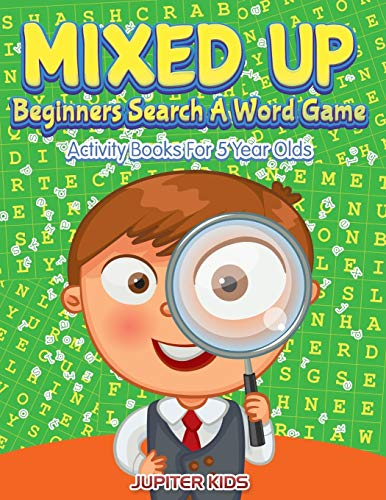 Mixed Up - Beginners Search A Word Game