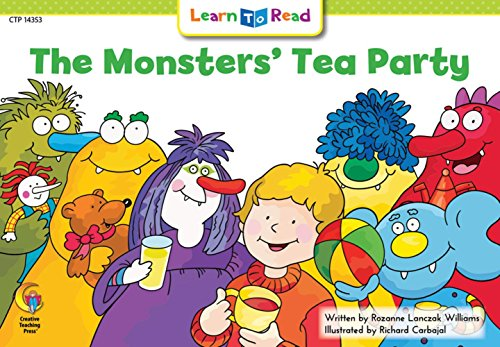 The Monsters' Tea Party