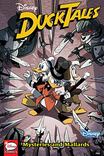 Ducktales Mysteries And Mallards