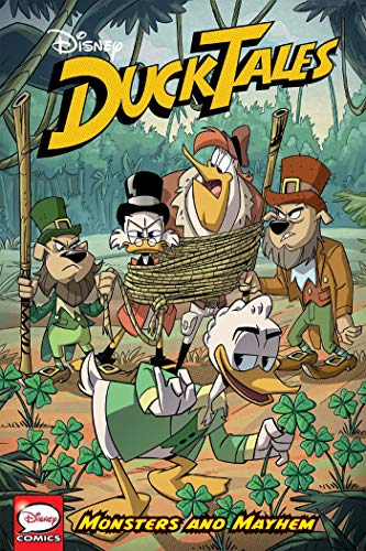 DuckTales Monsters and Mayhem
