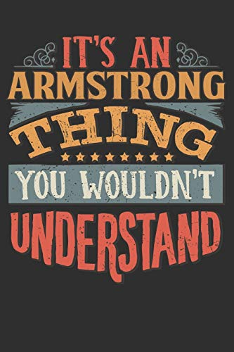 It's An Armstrong You Wouldn't Understand
