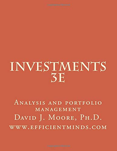 Investments 3e
