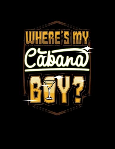 Where's My Cabana Boy