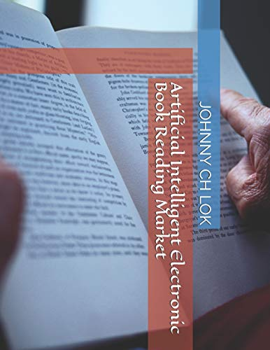 Artificial Intelligent Electronic Book Reading Market