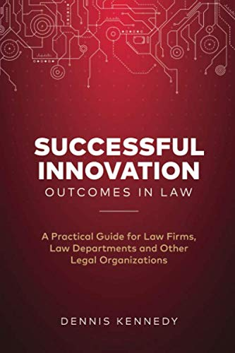 Successful Innovation Outcomes in Law