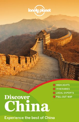 Lonely Planet Discover China: 2