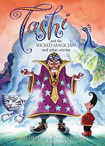 Tashi and the Wicked Magician
