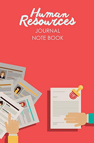 Human Resources Journal Note Book