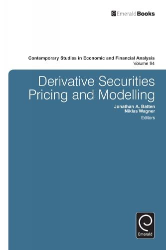 Derivatives Pricing and Modeling