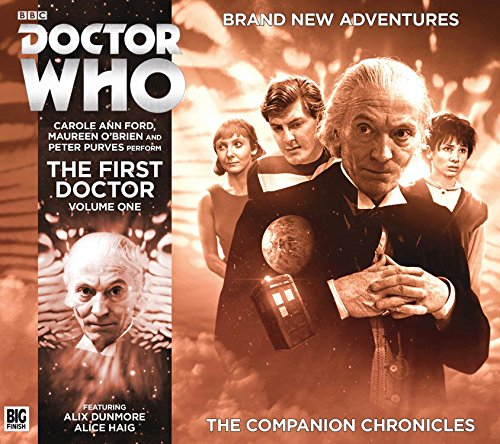 The First Doctor Companion Chronicles Box Set