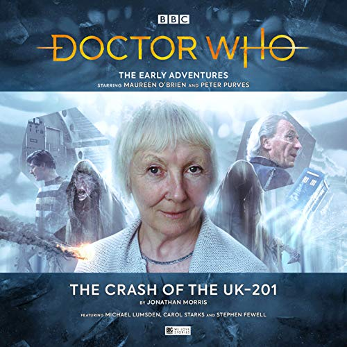 The Early Adventures - 5.4 The Crash of the UK-201