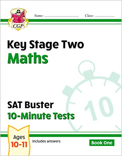 New KS2 Maths SAT Buster 10-Minute Tests - Book 1
