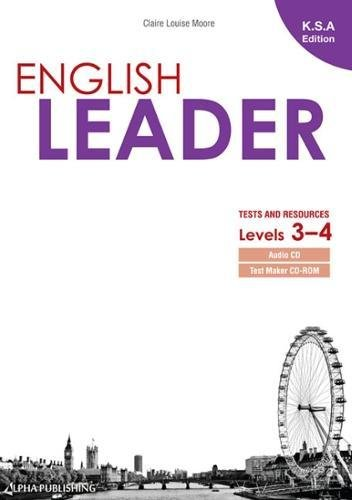 English Leader: Tests & Resources Levels 3-4