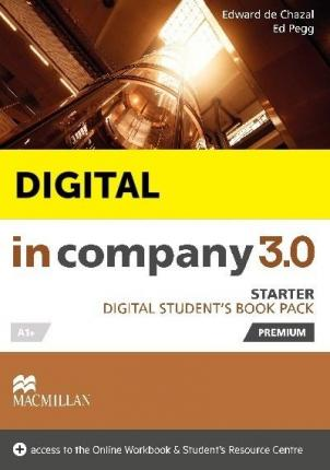 In Company 3.0 Starter Level Digital Student's Book Pack