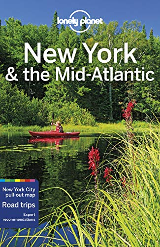 Lonely Planet New York & the Mid-Atlantic