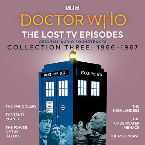 Doctor Who: The Lost TV Episodes Collection Three