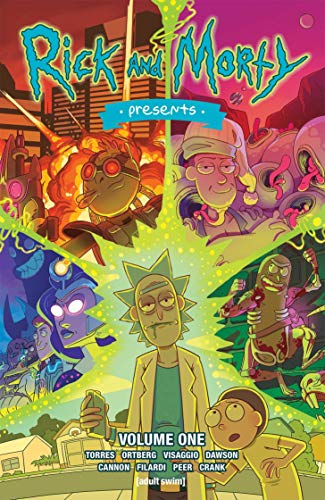 Rick and Morty Presents
