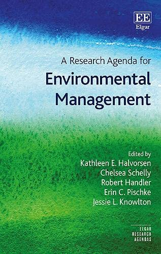 A Research Agenda for Environmental Management
