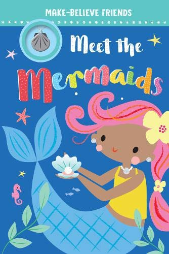 Meet The Mermaids (reader with necklace)