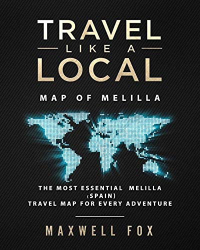 Travel Like a Local - Map of Melilla