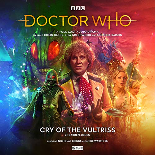 Doctor Who: The Monthly Adventures #263 - Cry of the Vultriss