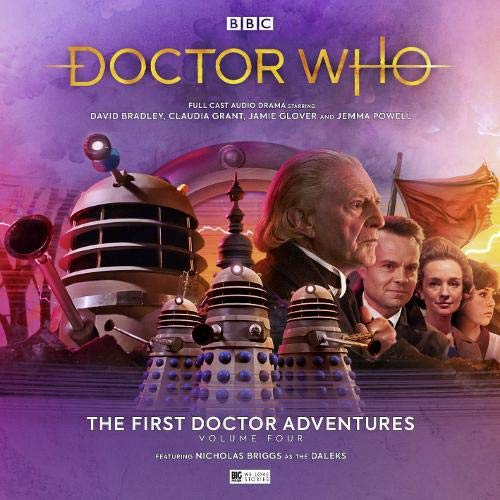 The First Doctor Adventures Volume 4